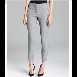 Theory Fia Provided Wool Pant